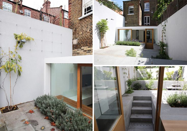 tamir addadi architecture: extension of private london house