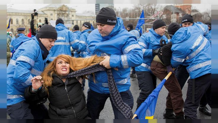 Democracy in Romania facing its 'gravest danger since 1990'