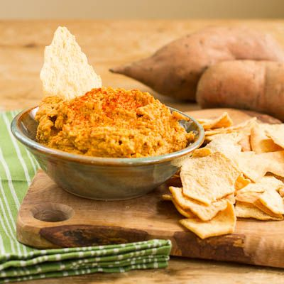 Recipe: Sweet Potato Hummus — Fort Mill SC Living