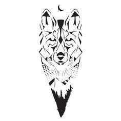 Wulfaz Tattoo SemiPermanent Tattoos by inkbox™ in 2021
