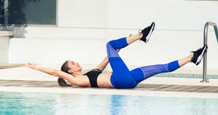 12 Minute Ab Workout For Crop Top Worthy Abs