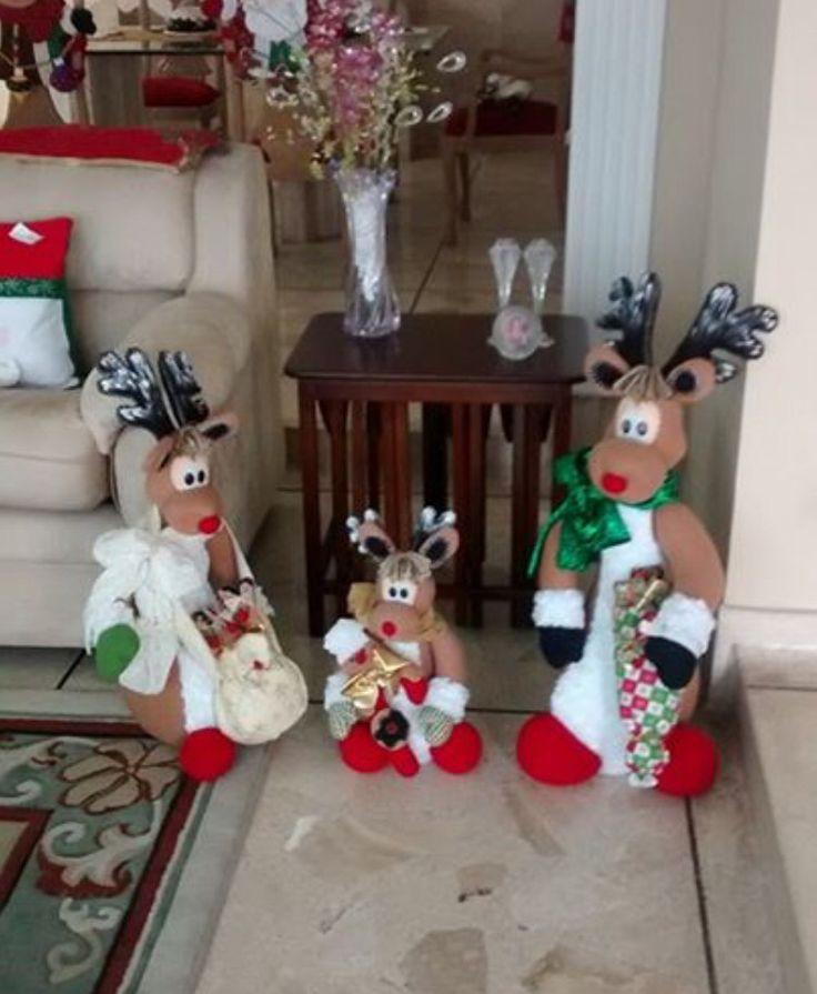 La familia de Rudolph