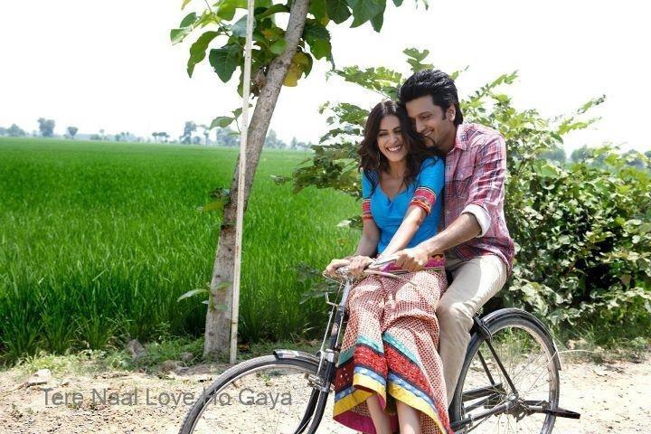 'Tere Naal Love Ho Gaya', no doubt it's worthwhile !  ★★★  Starring: Ritesh Deshmukh, Genelia D'Souza, Om Puri, Tinu Anand