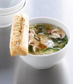 Noodle soep
