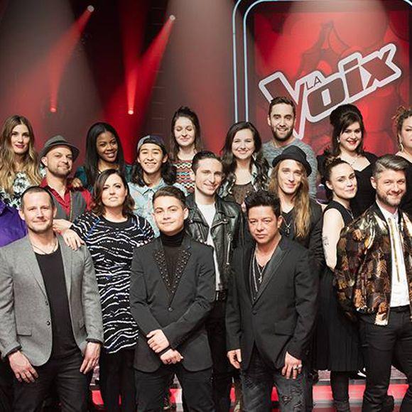 La Voix 4 - Les 24 finalistes sont maintenant connus | HollywoodPQ.com