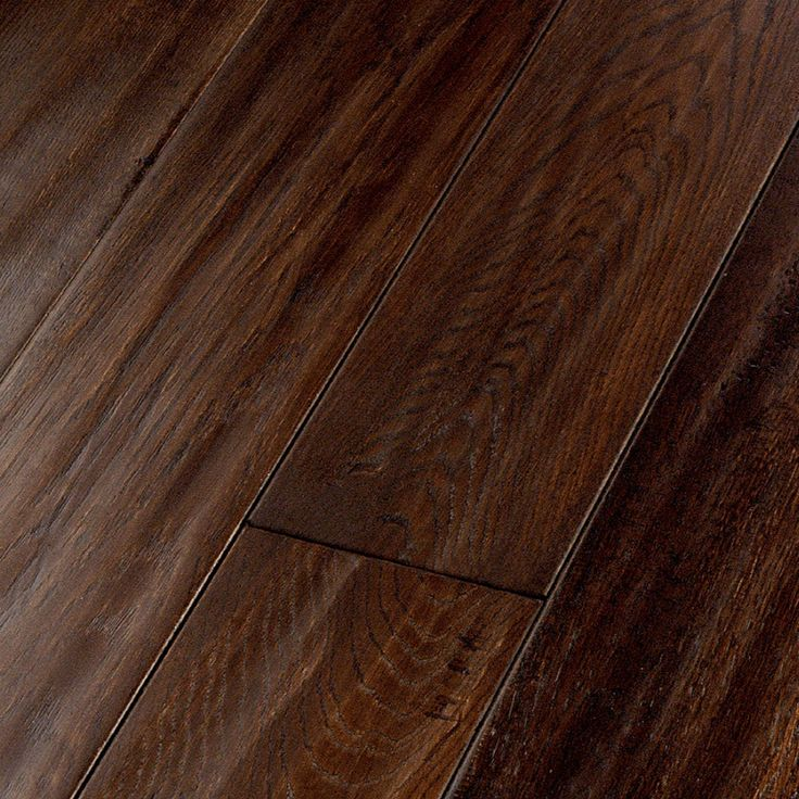 Shop Natural Floors By Usfloors Domestic Handsc D   In W Prefinished Oak Locking Hardwood Flooring