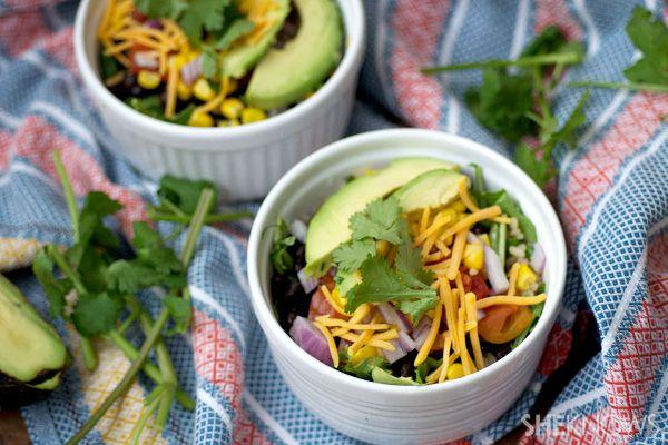 Taco Bell Fiesta Rice Bowls