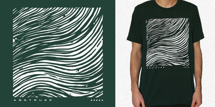 """FIVE ::. Abstruse Apparel"" t-shirt design by EricAbstruse"
