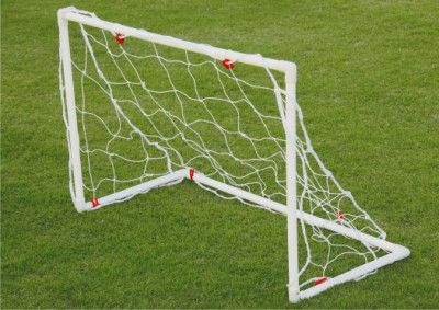 Portable Soccer Goal Posts - Steel: Soccer goal post made of 1inch (25 mm) Steel tube. Portable and easy to carry in a bag. Available in 3 different sizes :