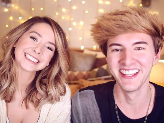 QUIZ: Are You More Like Zoe Sugg Or Mark Ferris?
