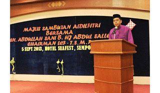 GENERASI ASAL SEMPORNA SABAH: Legacy Run To Win - AsAs - Abdullah San Abdul Sall...