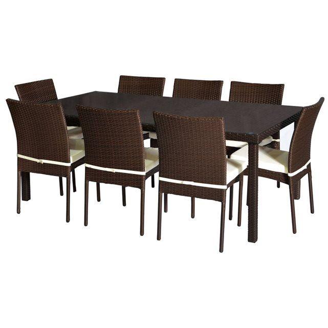 Les 215 meilleures images propos de la redoute sur pinterest tables lieu - La redoute salon de jardin ...