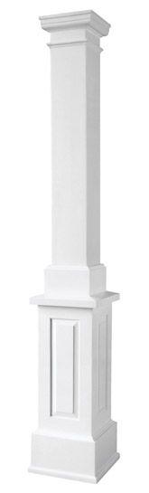 Column Builder, Square Exterior Columns, Architectural Columns - Pacific Columns, Inc. (800) 294-1098###