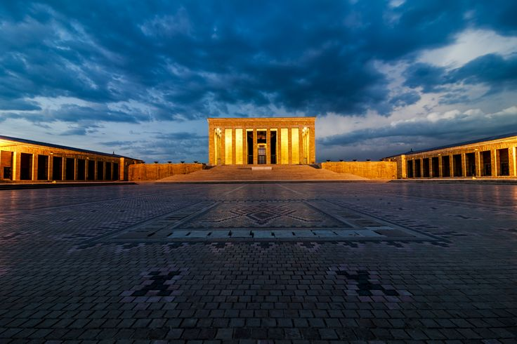 Ataturk Mausoleum (Anıtkabir) | Anıtkabir is the mausoleum of Mustafa Kemal Atatürk, the leader of the Turkish War of Independence and the founder and first President of the Republic of Turkey.
