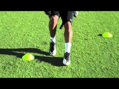 footwork drills for defensive backs