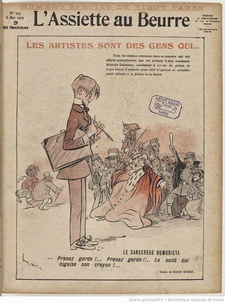 l'assiette au beurre (1909)