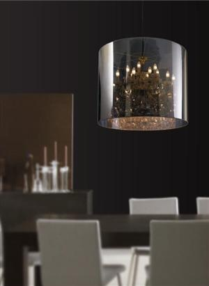 Charming Stylish Crystal Pendant Lamp Good Ideas