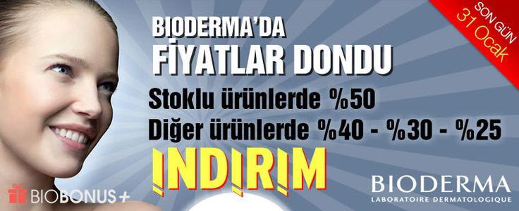 Bioderma ürünleri http://goo.gl/Wi36HA