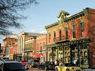 old st. charles mo shopping | Historic St. Charles, MO - Main St.