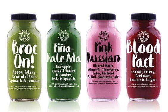 Juice Warrior – Branding and Packaging on Behance                                                                                                                                                                                 More