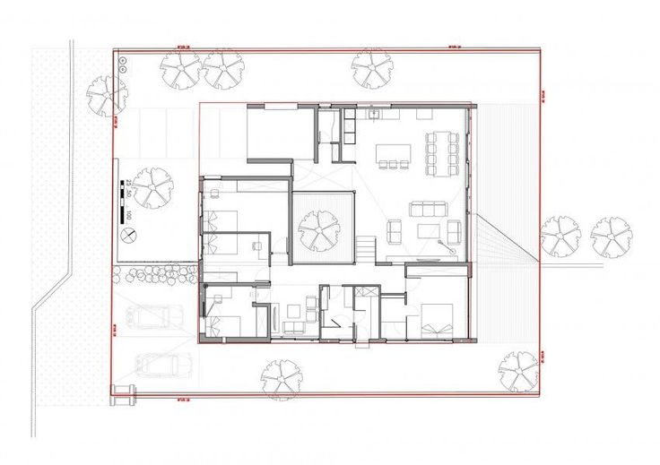 1000 Images About Atrium House Plans On Pinterest