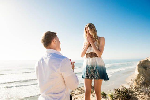 En Romantik 10 Evlenme Teklifi