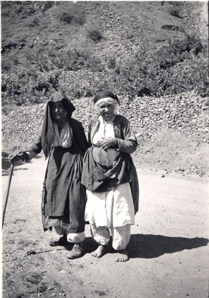 1950's Cyprus Peloponnesian Folklore Foundation Photographic Archive, Nafplion