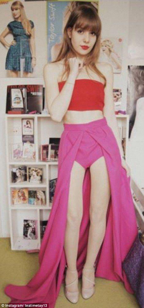 Ella recrea todos los outfits de Taylor Swift y el resultado es increíble - Imagen 4