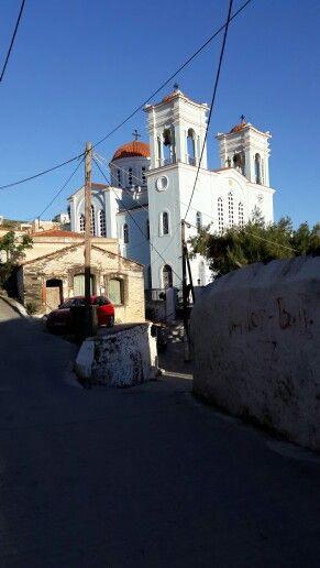 Οινούσσες - Άγιος Νικόλαος