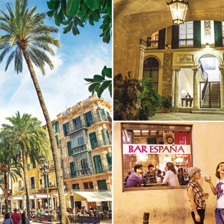 """Mallorca: 35 Tipps für unsere Lieblingsinsel - """"Auf Mallorca tut sich was: Junge Mallorquiner kochen kreativ nach alten Rezepten, renovieren Stadthäuser und bauen Wein an. Tolle Tipps für euren nächsten Mallorca-Urlaub."""""""