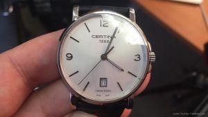 Certina C017.410.16.037.00 DS Caimano Gent Analoguhr:http://herrenuhren-xxl.de/shop/certina-ds-caimano-gent-c017-410-16-037-00-analoguhr-elegante-herren-businessuhr-mit-saphierglas/