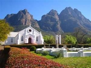 Stellenbosch #SouthAfrica been here, seriously beautiful