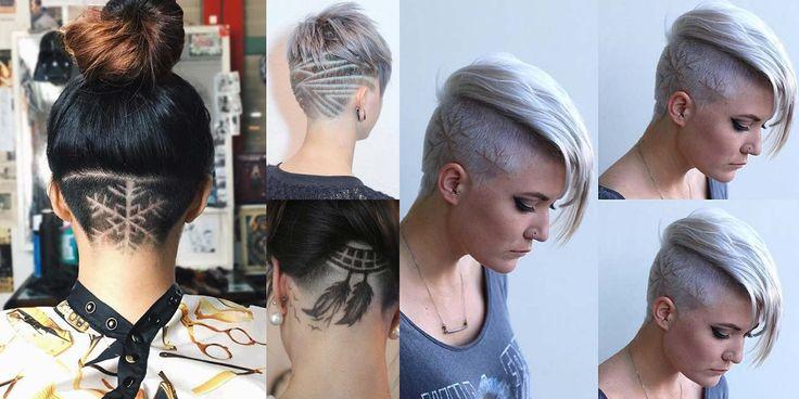 40 undercut molto creativi per donne che vogliono stupire! ,      Avete mai avuto il desiderio di provare qualche undercut sulla vostra chioma? Si tratta di uno stile di capelli che è andato molto di...