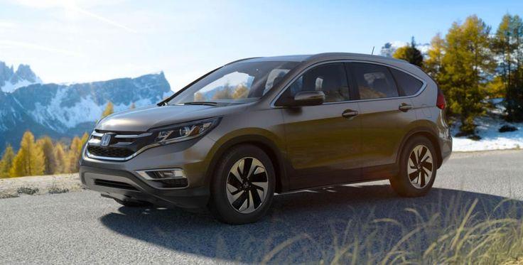 2015 Honda CR-V - 360 View & Color - Official Site