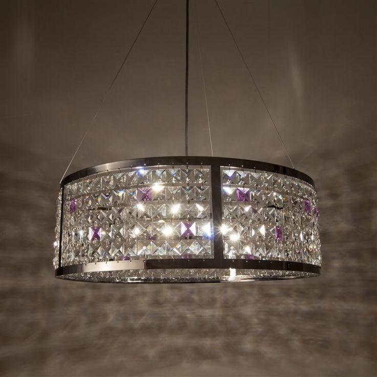Oltre 1000 idee su Lampade Di Cristallo su Pinterest  Illuminazione ...