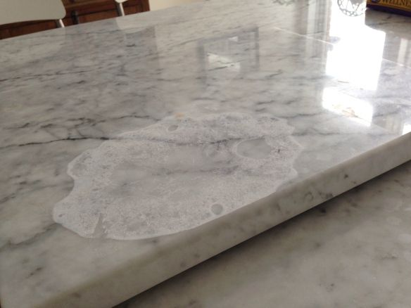 Spot Resistant Finish Chicagoland Marble Restoration