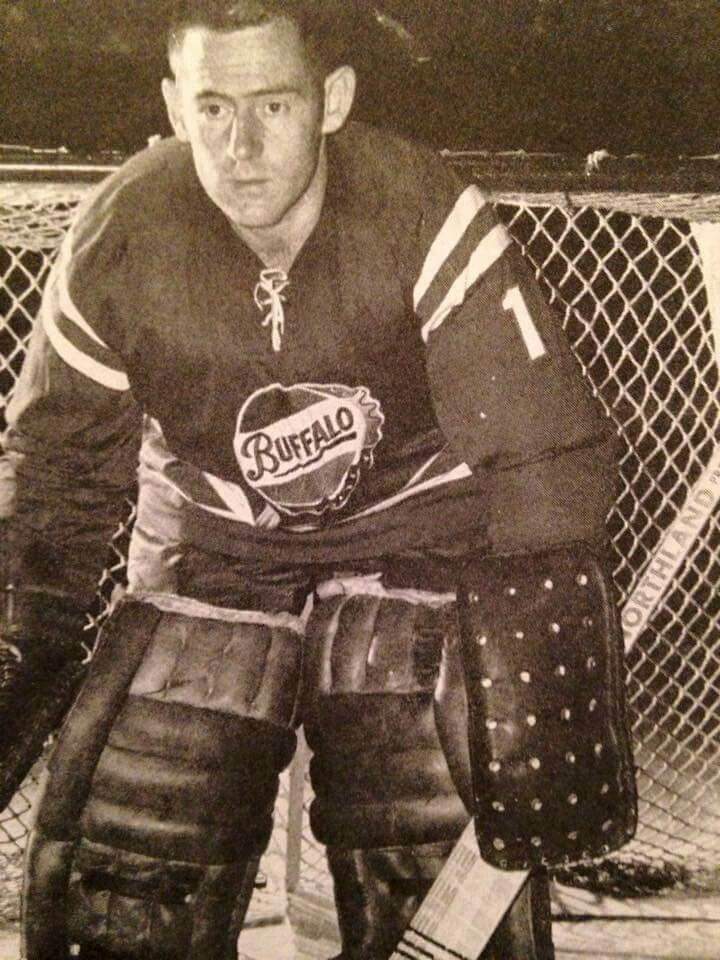 Gilles Villemure - 1967/70 (Rangers)