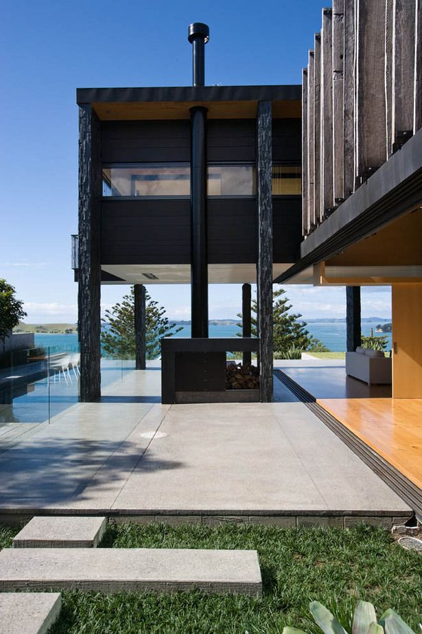 Forman House | Auckland, New Zealand | Bossley Architects