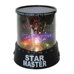 Projektor nočnej oblohy: Túžite po tom, mať hvězdnaté neba iu vás vizbe? Pomôže vám tento projektor, ktorý vám premietne Hviezdičky na váš strop a steny. Strieda tri farby a to zelenú, červenú a modrú. Zároveň sfarebnými LED diódami sa dá zapnúť…