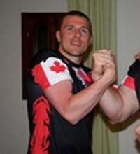 Maksim Khodau, Pro Arm Wrestler