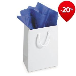 Packseide 50 x 75 cm marineblau