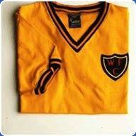 Watford F.C shirt, circa early 1960's.