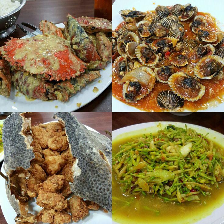 Seafood makassar at apong makassat