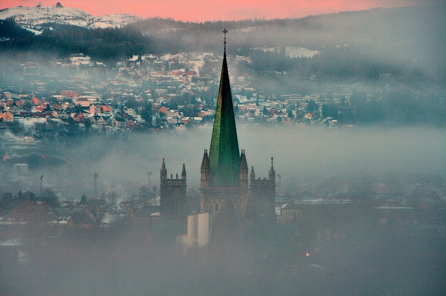 Trondheim, Norway is a wonderful city and I always enjoy my stay whenever I get the chance to visit.