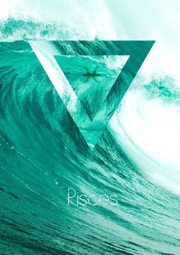 Jupiter in water sign Pisces ♓: Visionary; intuitive.