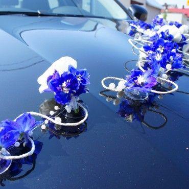 Nasza Oferta | Studio Atamaris Dekoracje samochodów / Wedding cars decoration
