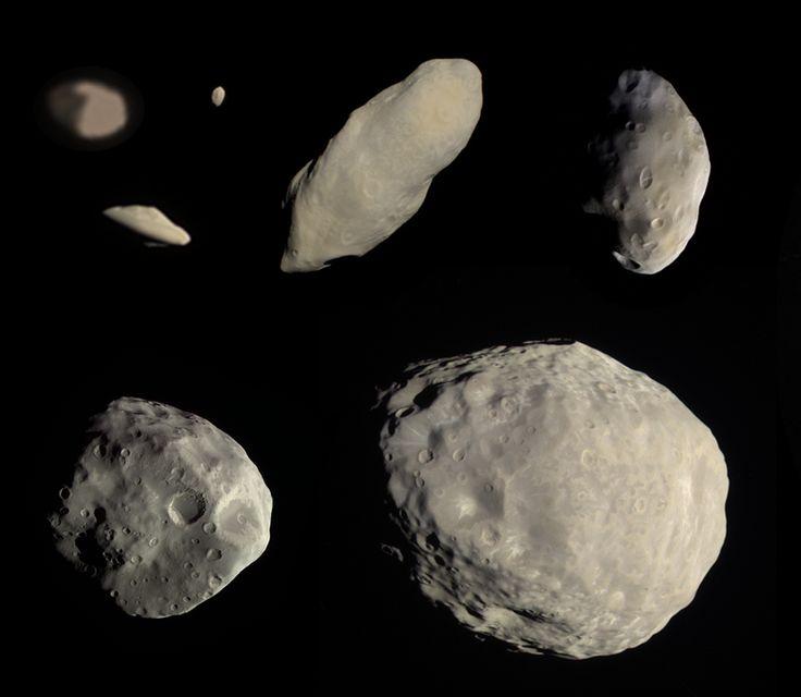 pandora moon of jupiter - photo #9