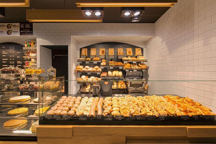 Дизайн кафе-бистро Doppio, ещё одного заведения сети Bartkowscy