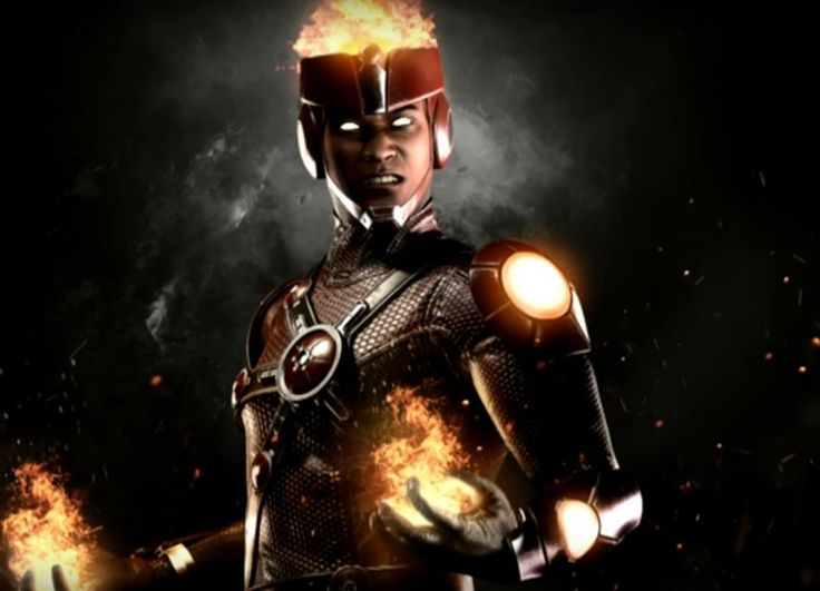 Firestorm confirmed as playable character in Injustice 2 The newest playable character in Injustice 2 will be Firestorm. It was confirmed byYouTube channel UpUpDownDownas they got to hang out with Mortal Kombat co-creator and Injustice 2 creative director Ed Boon at NetherRealm Studios. Firestorm is currently part of the DCTV Flarrrowverse having been on bothThe Flash andLegends of Tomorrow with a few different renditions of theFirestorm persona. According to the video this will be the Jason
