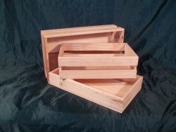 Crates & Trays from www.woodenbox.co.nz